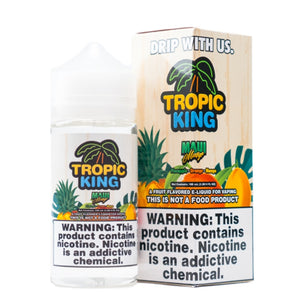 Tropic King - Maui Mango Ejuice - 100ml - Ejuicesteals.com