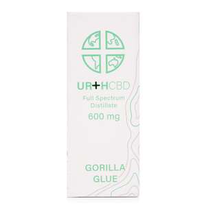 Urth CBD Gorilla Glue Cartridge - 600mg