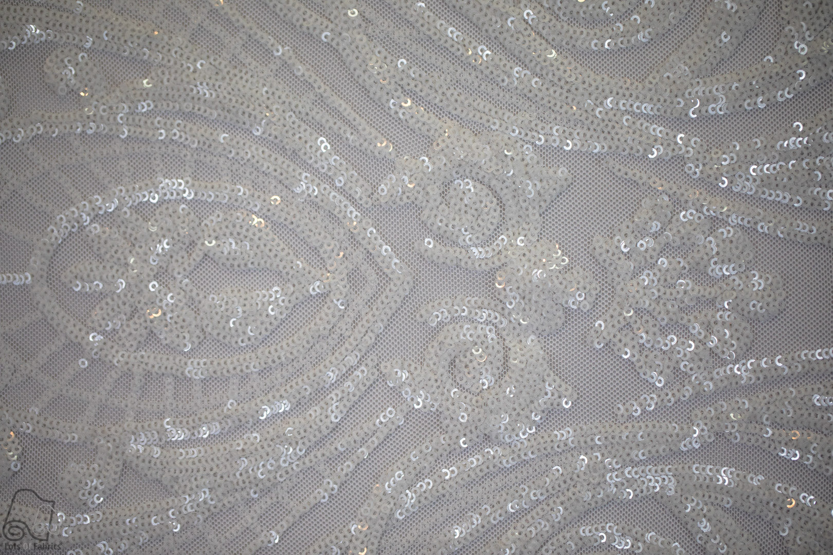 New Sequin Lace Dream Dress Fabric By The Yard Or