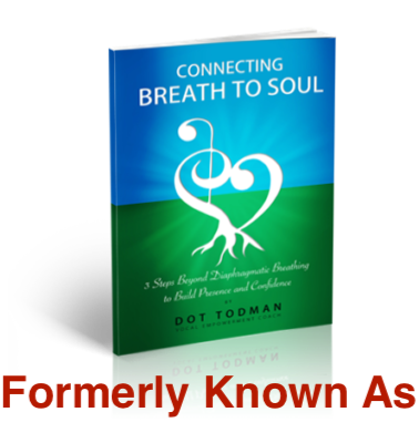 Breathe Into Your Power eBook