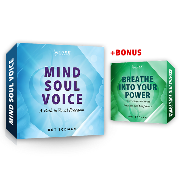 Beginner's Bundle: Mind Soul Voice