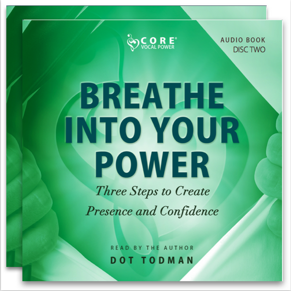 Breathe Into Your Power Audiobook