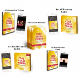 CORE Vocal Power Bundle