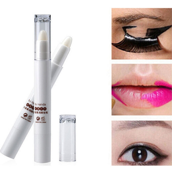 1pc makeup remover pen professional lip eye make up removal and correction beauty removedor de maquiagem hot sale - Amariah's