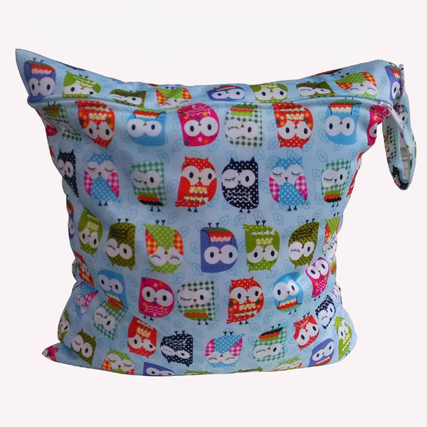 2017 Hot Cartoon Wetbag Wet Bag Waterproof  Nappy Bags for Stroller Mother Mom Backpack Maternity Changing Diaper Bags Baby Care - Amariah's