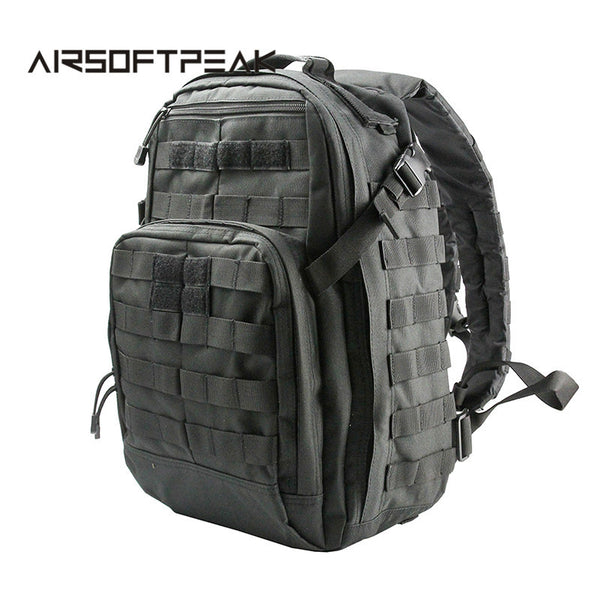 40L Tactical Molle Shoulder Bag Military Camping Hunting Bags Travel Rucksack Outdoor Multifunctional Climbing Backpack - Amariah's
