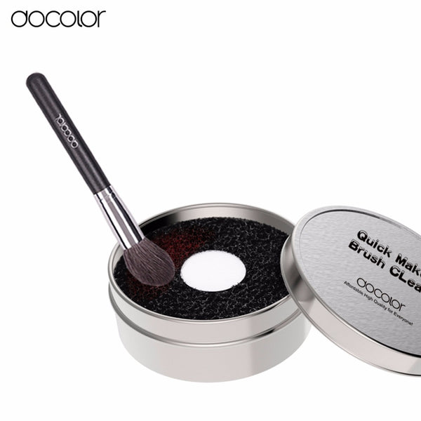Docolor 3 Second Color Off !! Makeup Brush Cleaner Sponge Remover Color From Brush Eyeshadow Sponge Tool Cleaner ,Quick Wash - Amariah's