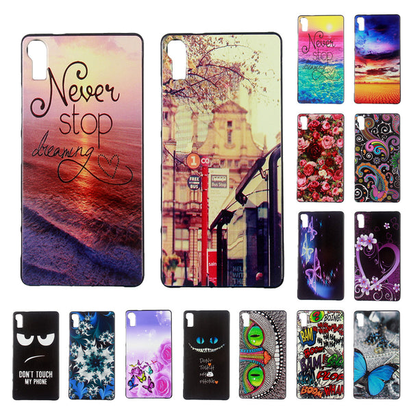 Soft TPU Silicone Case for Lenovo Z90 Phone