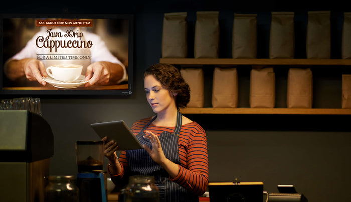 5 Restaurants Creating Better Experiences With Digital Signage