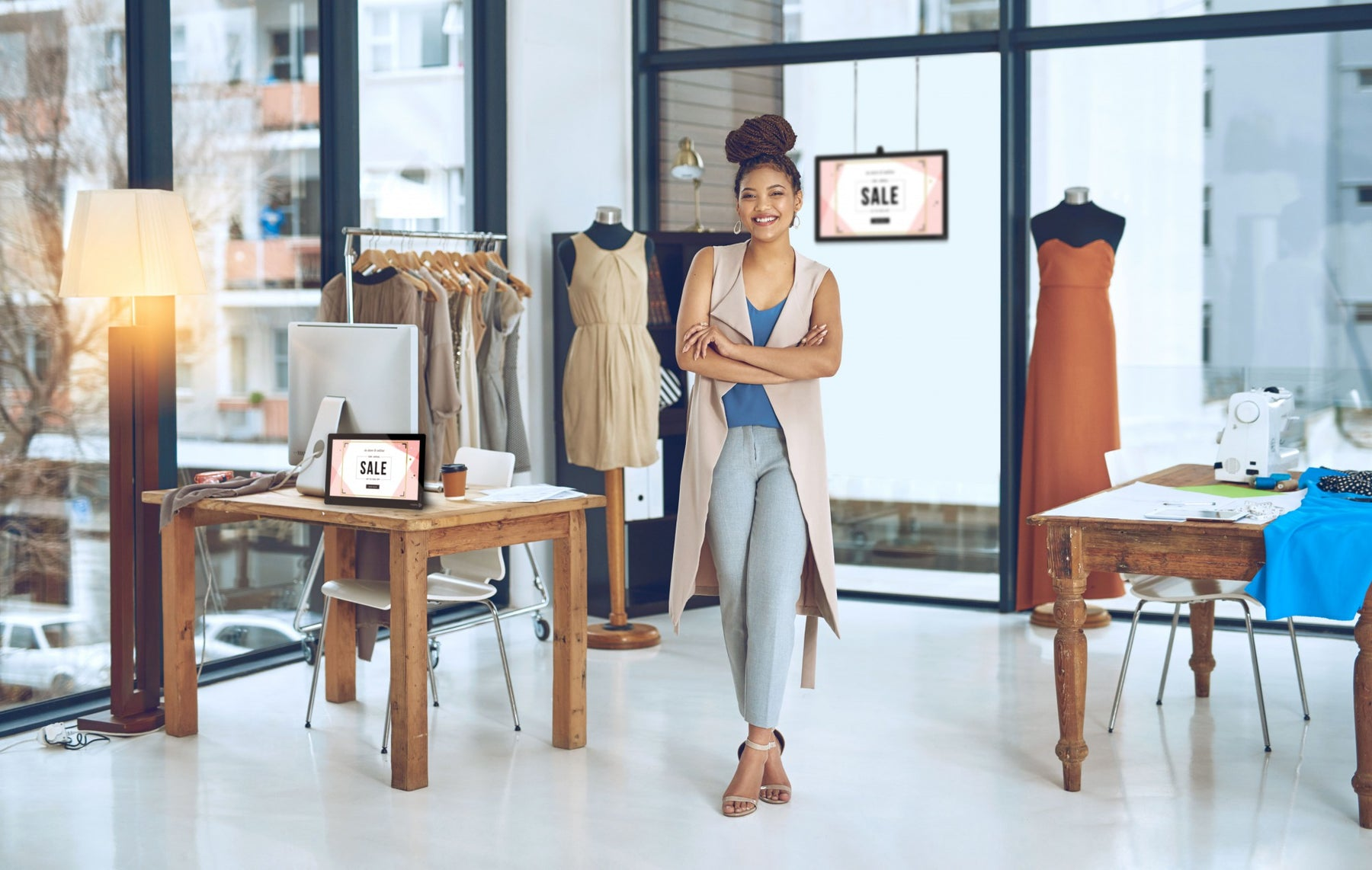 The Secret to Success for Your Store is Digital Signage