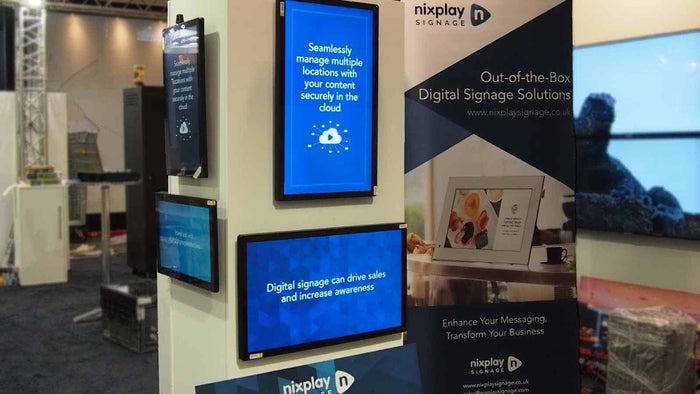 Nixplay Signage Debuts at ISE 2019