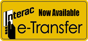 Interac E-Transfer Now Available!