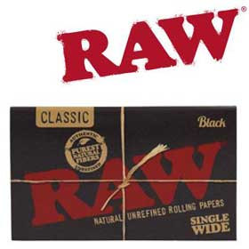 Papers and Cones by RAW RIZLA GIZEH Juicy Jay's Hemp Wraps OCB Pure Hemp Shine 24K Gold Elements