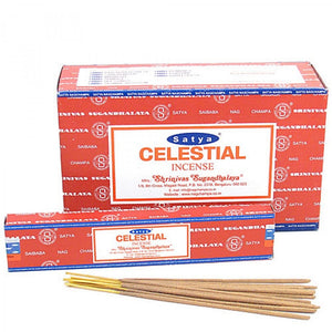 Celestial Incense 15g Box
