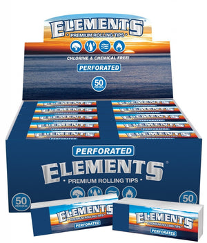 Elements Tips Regular Perforated