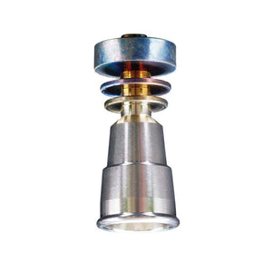 GEAR 14mm & 19mm Titanium Female Domeless Nail