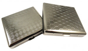 Gun Metal Cigarette Cases Kingsize