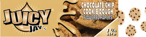 Juicy Jay's Chocolate Chip Cookie Dough 1/4 Size