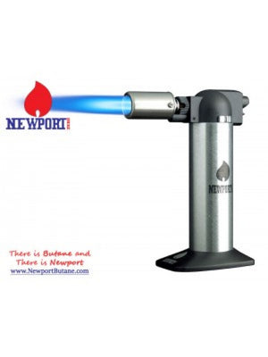 Newport Zero Regular 6'' Turbo Charged Butane Torch