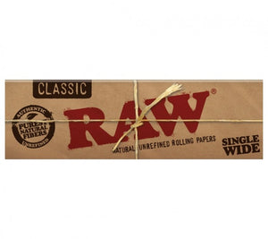 RAW Natural Single Wide