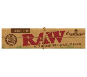 RAW Organic Connoisseur King Size