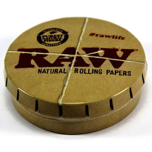 RAW Tin Case Round