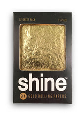 Shine® 24k Gold Papers 12 Sheet Pack