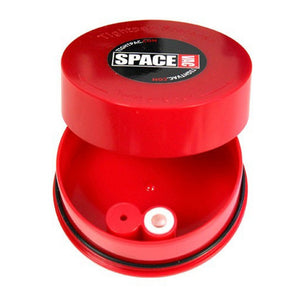 The Spacevac Puck Container