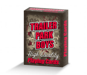 Trailer Park Playing Cards