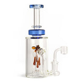 "Red Eye Glass 8.5"" Apiary Concentrate Rig"