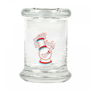 Pop Top Jar 3D Water Pipe