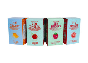 Zen Zingers Gummy Kits by Paracanna