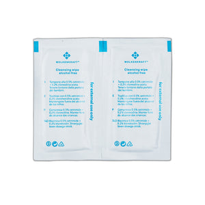 WolkenKraft Alcohol Free Wipes