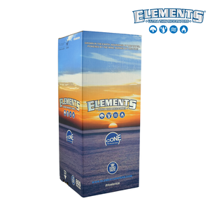 Elements Pre-Rolled Cones Kingsize 800 Pack
