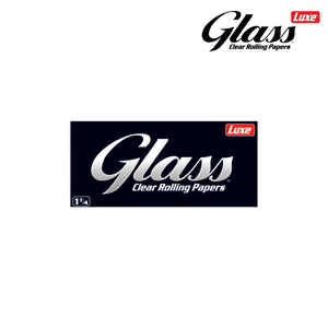 Glass Clear Rolling Papers 1 1/4