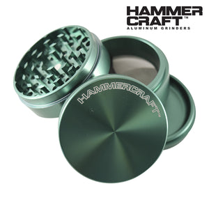 HammerCraft Grinder 4 Piece Large 2.5''
