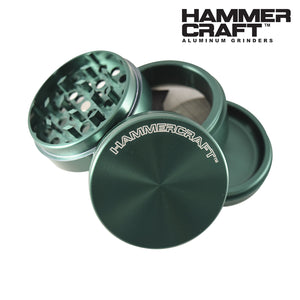 HammerCraft Grinder 4 Piece Medium 2.25''