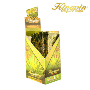 Kingpin Hemp Wraps - Original G Natural