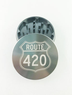 Route 420 Small 2 Piece Grinders