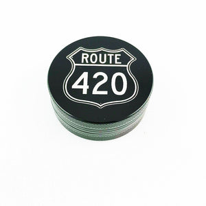 Route 420 Medium 2 Piece Grinders
