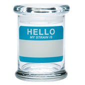 Pop-Top Jar Hello Write & Erase