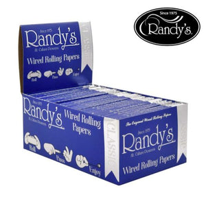 Randy's Classic Wired Papers Pack of 4