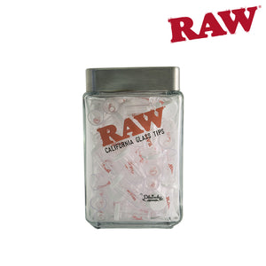 RAW® Phuncky Feel Glass Tips