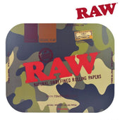Raw Magnetic Tray Cover Camo Large