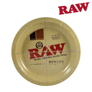 RAW Rolling Tray Round