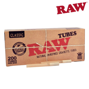 Raw Tubes Rolling 200 Box