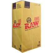 RAW PRE-ROLLED CONE KING SIZE 1400 PACK