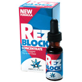 Rez block is a jar of magic.  Put a few drops in your water device to keep clean of resin. Comes in two sizes