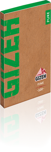 Gizeh Pure Fine Regular 100 Packs