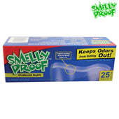 Box of Smelly Proof Bags